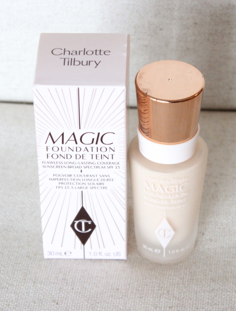 CHARLOTTE TILBURY MAGIC FOUNDATION FAIR 1