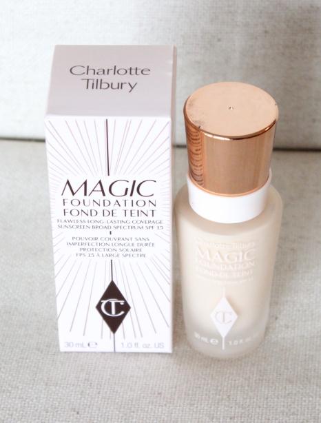 CHARLOTTE TILBURY MAGIC FOUNDATION FAIR 1