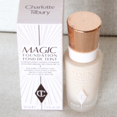 Charlotte tilbury Magic Fair 1