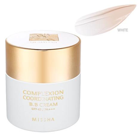 Missha CC Cream White1