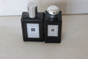 Right: Jo malone Vanilla & rose