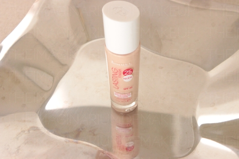 RIMMEL LASTING 25 HRS NUDE FOUNDATION 090 Light Ivory (90% or more left) - Will send for free if you pay shipping