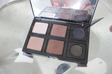 Laura mercier custom eyeshadow and eyeliner palette